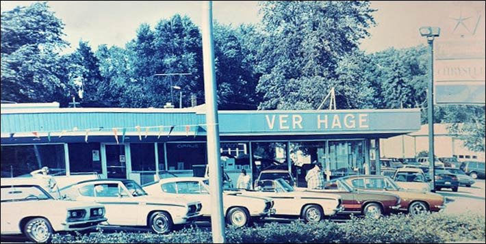 verhage dealership