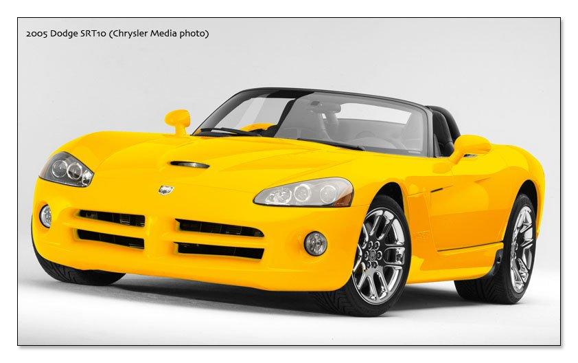 "The ""Blue Sky"" Dodge Viper Redesign: 2003-2010 | Allpar ForumsAllpar"