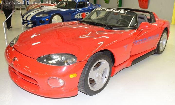 Viper on 1991 Dodge Viper