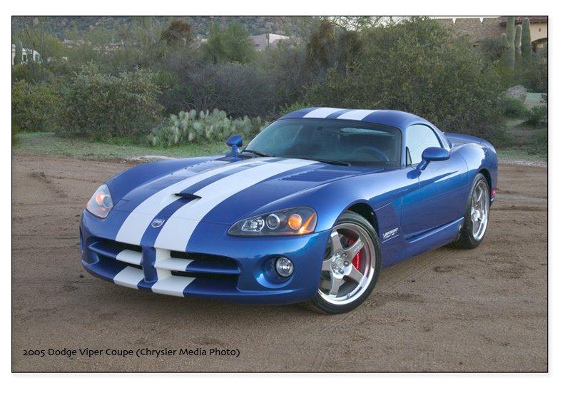 2003 dodge viper horsepower
