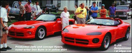 vipers