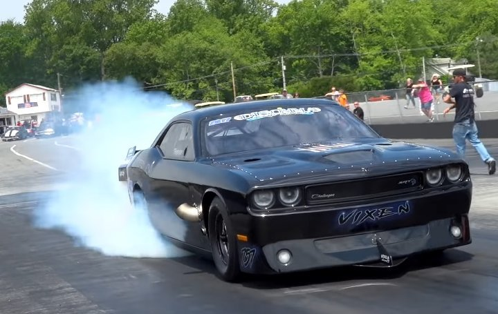 78516fc698e ... but for those Dodge lovers who follow the world of X275 and no-prep  racing, the Vixen Hellcat is one of the baddest cats on the block.