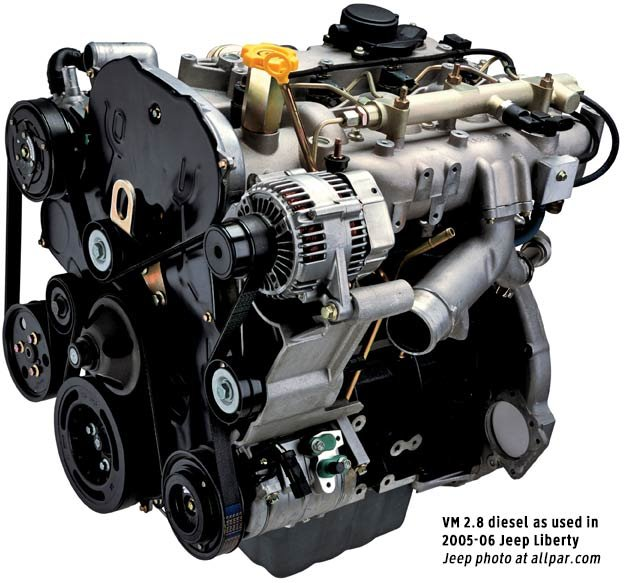 2005-07 Jeep Liberty - Diesel and Gas - Buyers Guide | Allpar Forums | 2005 Jeep Liberty Crd Engine Diagram |  | Allpar