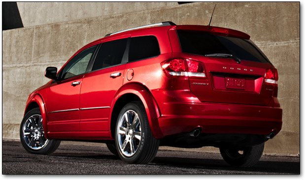 Dodge Journey wagon