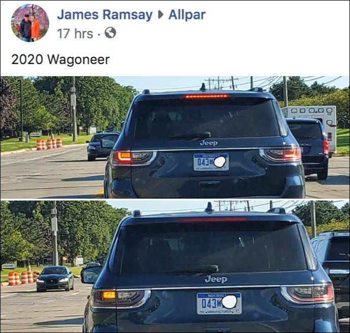 2020 Jeep Wagoneer? or Jeep Grand Commander?