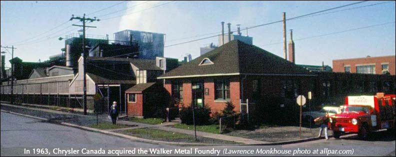 Walker Metal Foundry