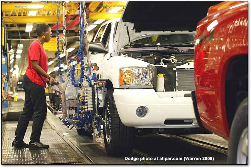 Dodge City Chrysler S Warren Truck Embly Plant