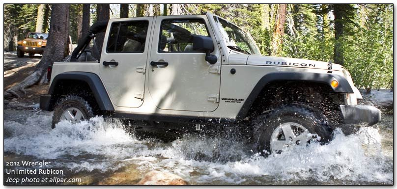 The iconic 20112017 Jeep Wrangler and Wrangler Unlimited old