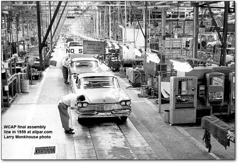 Chrysler windsor assembly plant canada