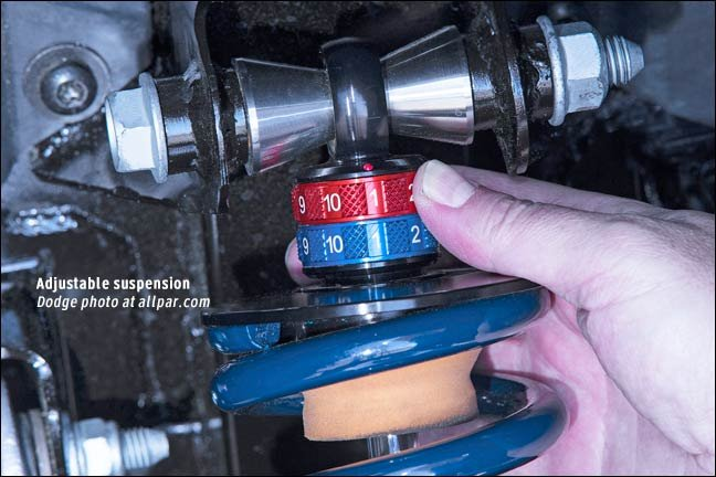 Viper ACR drilled brake rotors and Kumho tires