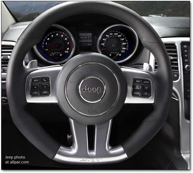 the hot 2012 2013 jeep grand cherokee srt8. Black Bedroom Furniture Sets. Home Design Ideas
