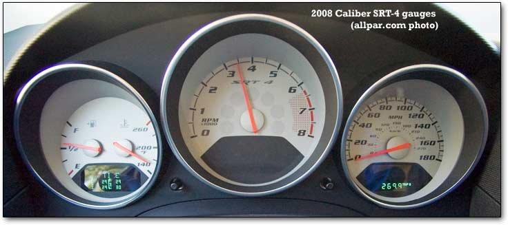 2009 dodge caliber srt 4 specs