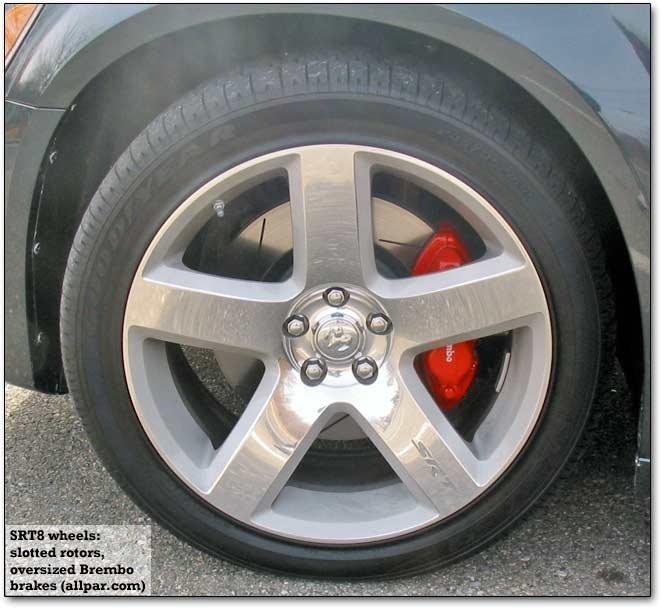 Wheels on Dodge Electronic Throttle Control