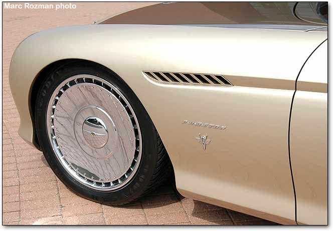 chrysler phaeton concept wheels