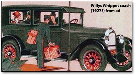 Willys Whippet