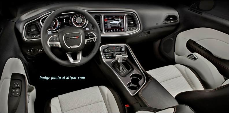 2015 2017 dodge challenger the muscle cars return. Black Bedroom Furniture Sets. Home Design Ideas