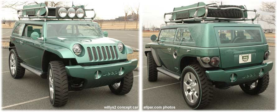 willys2 concept car