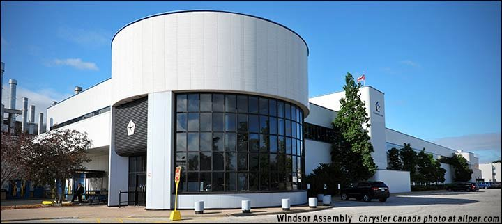 Windsor Assembly WAP