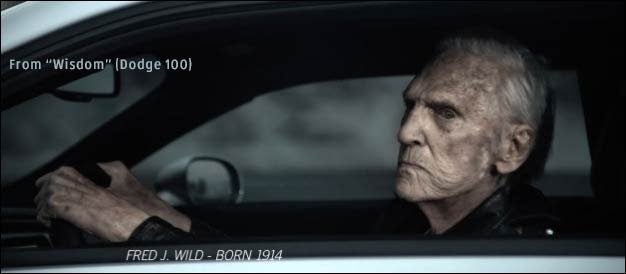 Latin Wisdom About Advertises: 2015 Chrysler And Fiat Super Bowl Ads: Blue Pill, Wisdom
