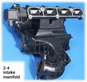 variable intake manifold