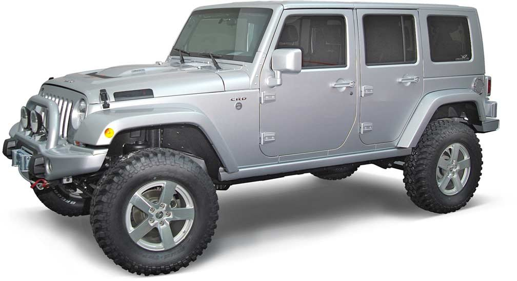 2007 wrangler unlimited rubicon