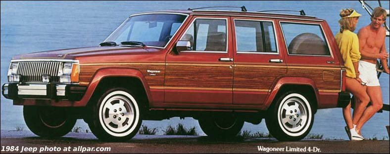 Jeep Wagoneer Off Road Pioneer And Luxury Wagon
