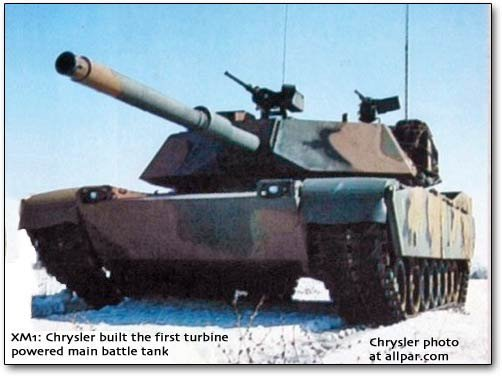 chrysler 39 s m1 abrams tanks. Cars Review. Best American Auto & Cars Review