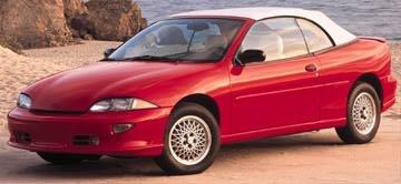 Chevrolet Cavalier Car Reviews Convertible