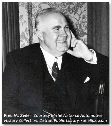 Fred Zeder laughing