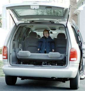 Chrysler Town and Country - Voyager (2000-2004)