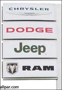 dealership signs