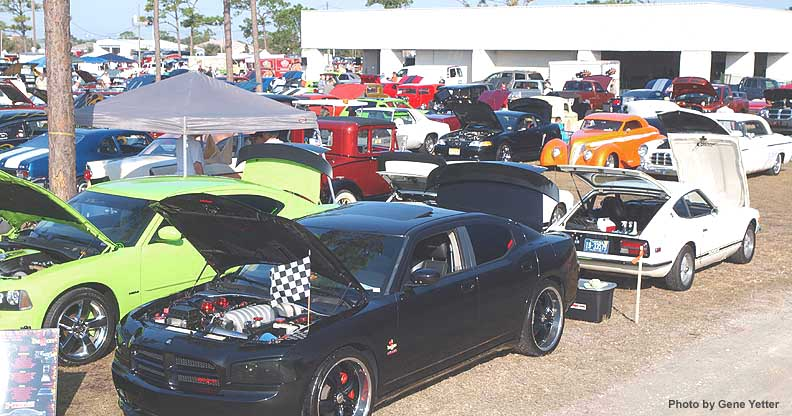 Mopars Of Brevard MOB Super Swap Meet And Car Show - Wickham park car show melbourne fl