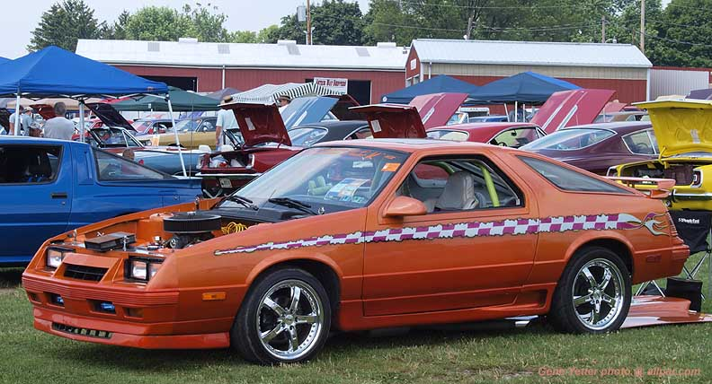 Dodge Daytona cars
