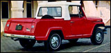 Jeepster: three generations