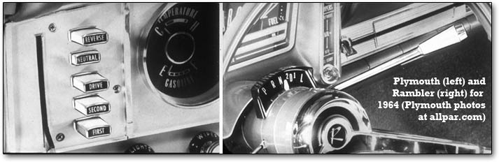 plymouth controls