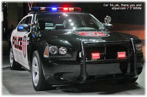 Dodge Charger Police Package. Dodge Charger police car