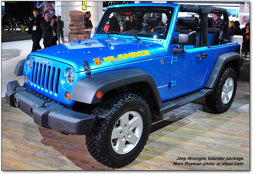 2007 2010 Jeep Wrangler An Icon Revisited