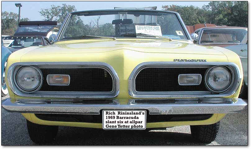 Plymouth Barracuda The Early Sporty Euro Style Cars