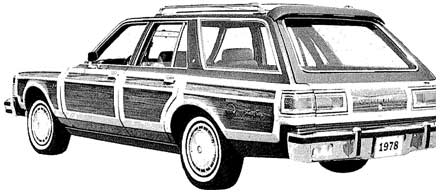 1978 chrysler town & country wagon