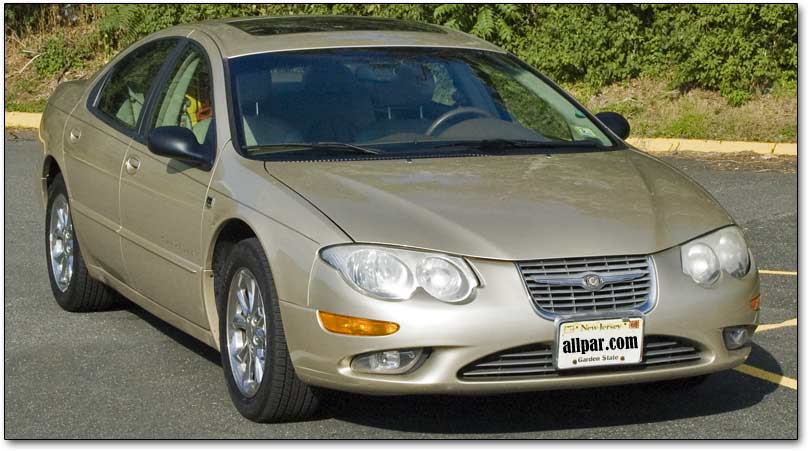 Car review: the Chrysler 300M from 2000 and 2001