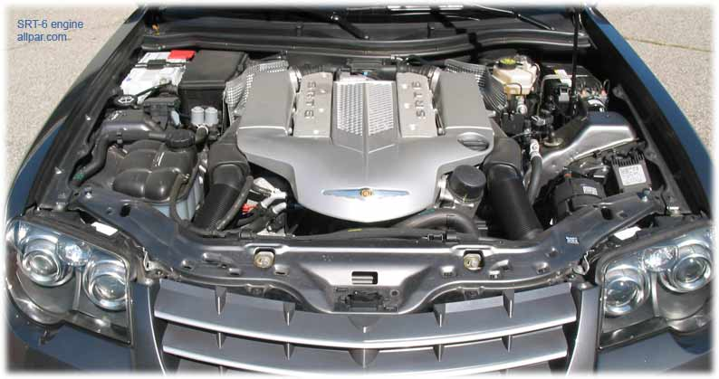 SRT-6 engine