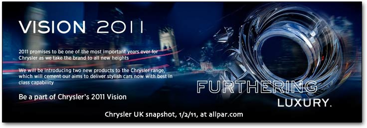 Chrysler UK site image