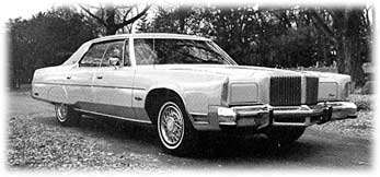 chrysler brougham