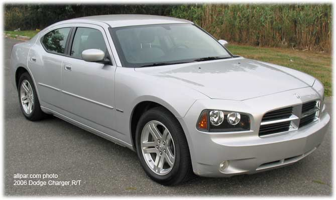 2006 dodge charger r  t test drive
