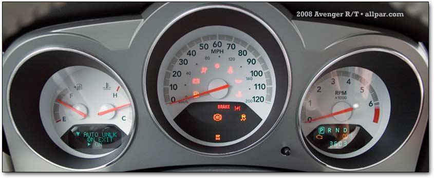 Dodge Avenger 2007. dodge avenger