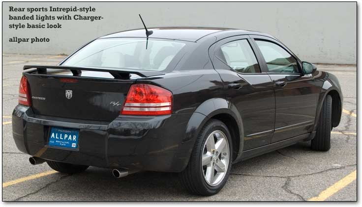 2008 dodge avenger cars
