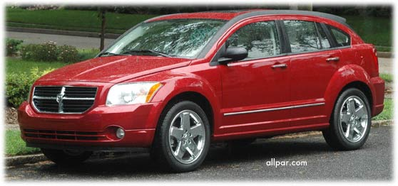 dodge caliber car reviews