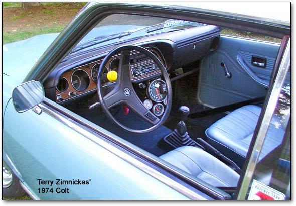 Dodge Colt Plymouth Champ Mitsubishis In Mopar Trim
