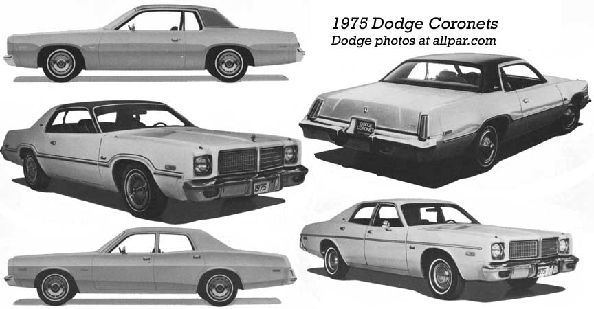 Dodge Coronet And Super Bee Cars