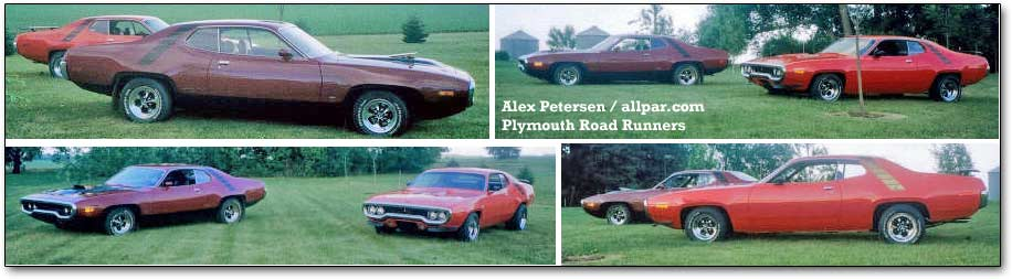 1971 road runners